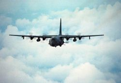 AC-130 - AC-130 Gunship Photo