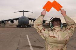 C-17A Globemaster III - Camp Stronghold Freedom Photo