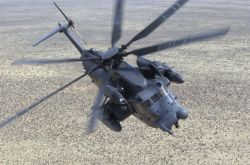 MH-53J Pave Low IIIE - Training mission Photo