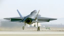 X-35C - X-35C Joint Strike Fighter Photo
