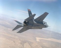 X-35A - Joint Strike fighter Photo
