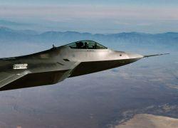 M61A2 - F/A-22 Raptor Photo