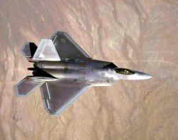 F/A-22 - Raptor 4002 Photo