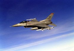 F-16CJ Fighting Falcon - Soaring Falcon Photo