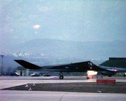 F-117 Nighthawk - Good to go Photo
