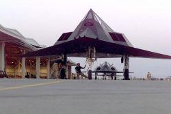 F-117 Nighthawks - Deployed Photo