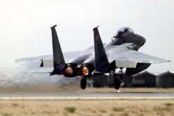 F-15 Eagle - Roving Sands Photo