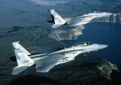 F-15 Eagle - Eagle twins Photo