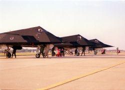 F-117 Nighthawks - Layover Photo