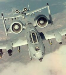 A-10 Thunderbolt II - Warthog pair Photo