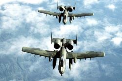 A-10 Thunderbolt II - Thunderbolt II flight Photo