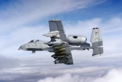 A-10 - A-10 in flight Photo