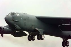 B-52H - Buff deployed Photo