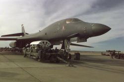B-1B Lancer - Waiting for action Photo