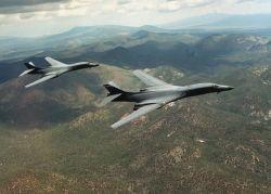 B-1B - Duo Lancers Photo