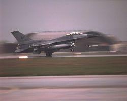 F-16C Fighting Falcon - Mission complete Photo