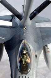 F-16 - Falcon refueling Photo