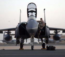 F-15E Strike Eagle - Deployed fighters Photo