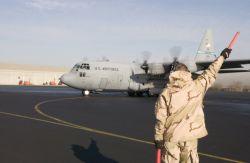 C-130 Hercules - Last Hercules Photo