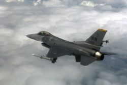 F-16 Fighting Falcon - Commando Sling Photo