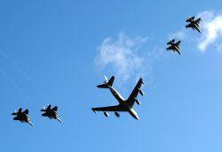 KC-135R - Target run Photo