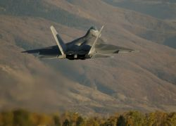F/A-22 Raptor - Combat Hammer Photo