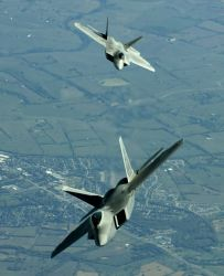 KC-10 - Pretty Raptors all in a row Photo