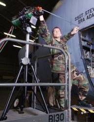C-130 Hercules - X-ray eyes Photo