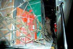 C-130 Hercules - Pakistan relief efforts Photo