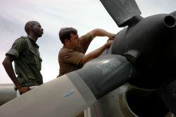 C-130 - US/Niger Joint Training Exercise Photo