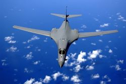 B-1B Lancer - Soaring Photo