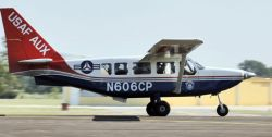 GA-8 - Civil Air Patrol responds Photo