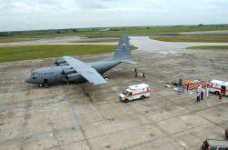 C-130 - Heading Home Photo