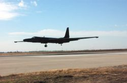 U-2 - Rita reconnaissance returns Photo