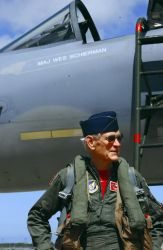 F-15 Eagle - Former POW ends sortie after 40-year detour Photo