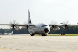 WC-130J Hercules - Hurricane Hunter Photo