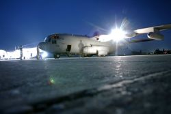 EC-130H - Airpower key to successful voting Photo