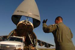 C-5 Galaxy - Support equipment Photo