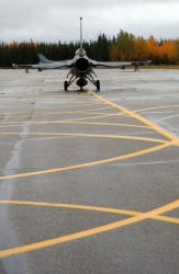 F-16 Fighting Falcon - AF File Photo Photo