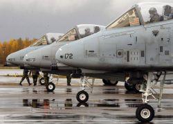 A-10 Thunderbolt II - AF File Photo Image