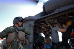 HH-60G Pave Hawk - Airmen 'pave' way for help Photo