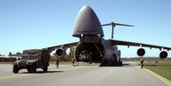 C-5 Galaxy - More relief on the way Photo