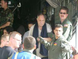 C-130 - Hurricane relief mission Photo