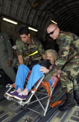 C-17 Globemaster III - Aeromedical evacuation hub established at Lackland Photo