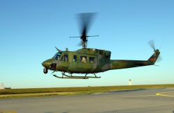 UH-1N - Minot helicopter flight supports hurricane relief efforts Photo