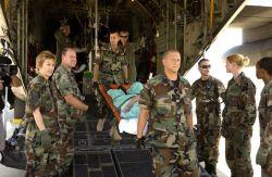 C-130 Hercules - Evacuation Photo