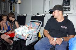 C-17 Globemaster III - Hurricane Katrina medical evacuations Photo
