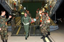 C-17 - Hurricane Katrina medical evacuations Photo
