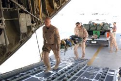 C-130 - Total force team saves lives Photo