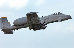 A-10 Thunderbolt II - NATO, USAFE vie during Excalibur bombing competition Photo